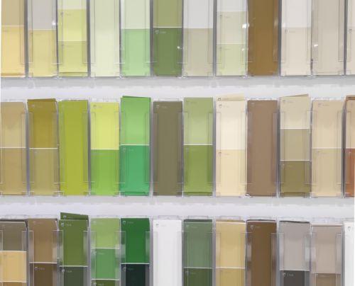 Värikarttojen avulla voimme yhdessä pohtia kotisi värit jotka juuri sinua miellyttävät.