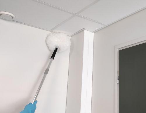 Yleisissä tiloissa siivotaan lattiasta kattoon säännöllisesti